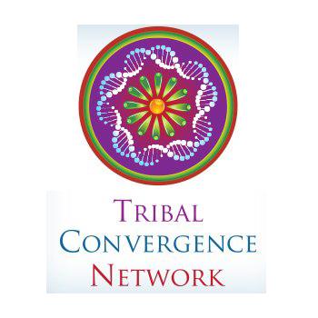Tribal Convergence Logo
